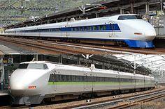 山陽新幹線 100系「こだま」