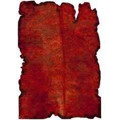 Jalwa Red Hand Tufted Wool Rug