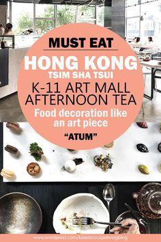 Bucket List Must Eat Hong Kong Atum Cafe
