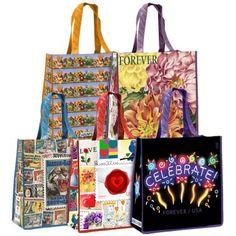 Mixed Tote Bag Set