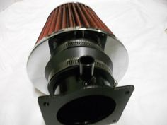 89-94 Nissan 240sx Air Intake Adapter and Red Air Filter by High performance parts. $27.99. Brand new air intake for 89-94 nissan 240sx