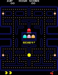 On May 22, 1980, the Pac-Man video game was released in Japan and by October of the same year it was released in the United States. The yellow, pie-shaped Pac-Man character, who travels around a maze trying to eat dots and avoid four mean ghosts, quickly became an icon of the 1980s. To this day, Pac-Man remains one of the most popular video games in history.