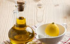 Home Remedies For Kidney Stones - Lemon Juice And Olive Oil For Kidney Stone