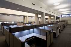 cubicle designs office | Office Design Debate | Open Space Versus The Cubicle « The Commercial ...