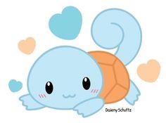 Cute squirtle is cute