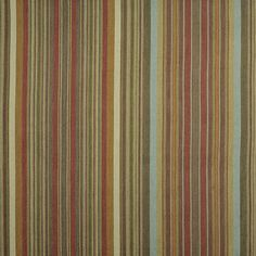 Santa Ysabel Stripe - Clay                 - The Ranch - Fabric - Products - Ralph Lauren Home - RalphLaurenHome.com