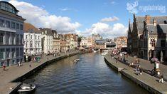 Muelle Medieval, Gante, Flandes