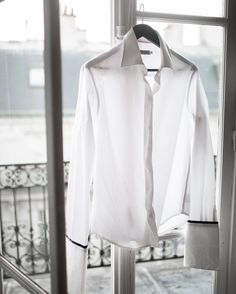 Our classic Anne shirt | Shot in Paris by @beigerenegade