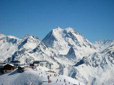 Beginner Ski Holidays in Meribel, France