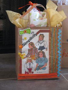 gift bag for girl