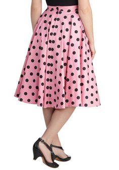 Dance and Swing Skirt | Mod Retro Vintage Skirts | ModCloth.com