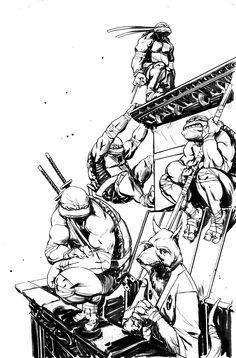 Dan Duncan art illustration and comics