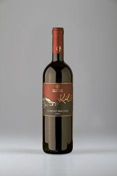#Cabernet #Doc #Breganze #Riserva Kilò   Cantina B. Bartolomeo da Breganze by #Francescon & #Collodi #etichette_vino