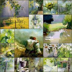 '' Green Art '' by Reyhan Seran Dursun