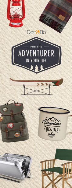 Find the gift you need for your camp-loving friend.