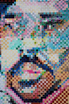 Mosaic by gsz, via Flickr