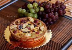Crostata con crema cotta è , un incrocio tra la croccantezza del guscio, la morbidezza della crema e la dolcezza della frutta caramellata ...