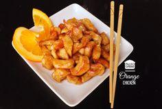 Paleo Orange Chicken #PaleoCupboard