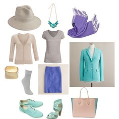 Dramatic Classic Light Summer outfit 1 by jenr8 on Polyvore
