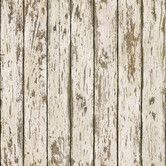 "Found it at Wayfair - Borders by Chesapeake Harley Weathered 33' x 20.5"" Stripes Embossed Wallpaper"