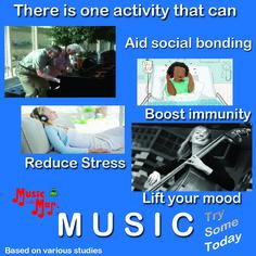 Brain Facts, On Today, Reduce Stress, Bond, Activities