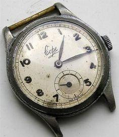 WORKING VINTAGE COOPE (SMITHS) WRISTWATCH MANUAL WIND RETRO  British made watch