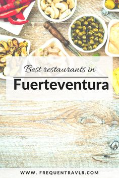 Want to know where to look for the best Fuerteventura restaurants? We have put together a list of 9 of the best restaurants in Fuerteventura and the secret Canary Islands, Best Places To Eat, Foodie Travel, Strand, Traveling By Yourself, The Good Place, Good Things, Travelling, Wanderlust