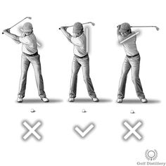 Golf Tips Swings Your back should be facing the target at the top of the swing Tips And Tricks, Ladies Golf Bags, Golf Instructors, Golf Putting Tips, Golfer, Golf Club Covers, Golf Drivers, Golf Tips For Beginners, Golf Training