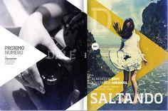 "<> ""Revista Dale"" Editorial Design by Gonzalo Nogues"