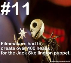 Cool Disney Facts #11
