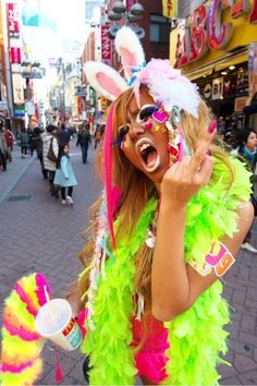I want to photograph street style in Shibuya