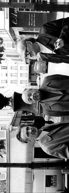 Emil Cioran, Eugen Ionescu e Mircea Eliade Emil Cioran, Romania, Cinema, Country, Movies, Rural Area, Country Music, Movie Theater