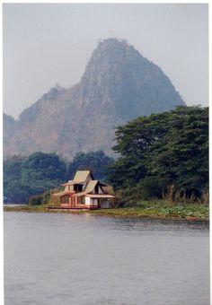 River Kwai, #Thailand