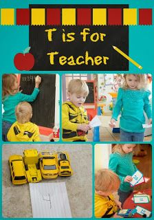 Life with Moore Babies: T is for Teacher
