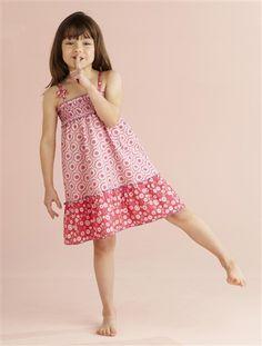 ¿Un #vestido y una #falda? ¡Sí! Ahora tu peque tendrá dos piezas en una para pasar el verano el doble de bien :-)