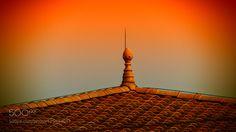 Orange by BertSeinstra