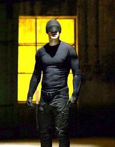 Daredevil's Black Season 1 Costume (Daredevil) | TV Style Guide