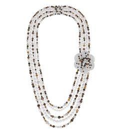 Perles de Camélias Necklace
