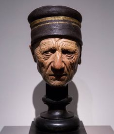 "Fabian Fröhlich on Instagram: ""Head of a Man by Guido Mazzoni (Il Modanino) . . #modena #galleriaestense #modanino #guidomazzoni #renaissance #renaissanceart…"" Renaissance Art, Ageing, Buddha, Statue, Instagram, Sculpture, Getting Older"