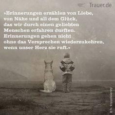 Trauerspruch Bye Quotes, Words Quotes, Sayings, Magic Words, Pretty Words, In Loving Memory, True Words, Grief, Quotations