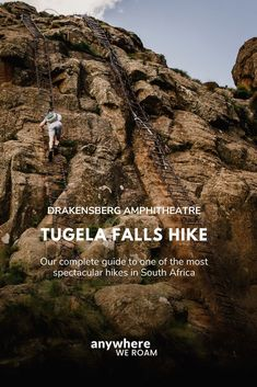 Complete guide to the Tugela Falls hike and the top of the Drakensberg Amphitheatre - the best walk in South Africa. Landscape Photography Tips, Scenic Photography, Nature Photography, Aerial Photography, Night Photography, Yosemite National Park, National Parks, Best Hikes, Landscape Pictures