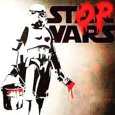 #StopWars
