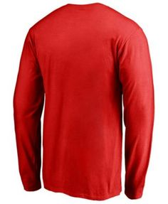 Authentic Nhl Apparel Men s Chicago Blackhawks Winter Classic Prime Logo Long  Sleeve T-Shirt - Red S 53aac35c6