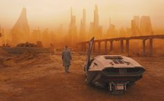 Blade Runner 2049: Designing a Brutal Beautiful Dystopia