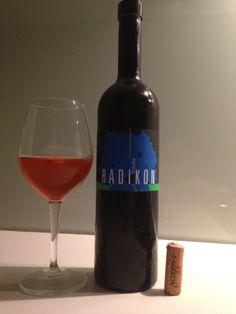 Uno dei massimi interpreti dei vini secondo natura. Ribolla Radikon.