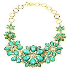 Paragano Necklace in Turquoise - Summer Encore: Jewelry on Joss & Main