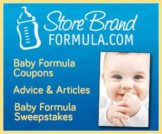 Store Brand Infant Formula #ad