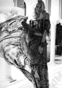 wander lust | caroline winberg | kim myers robertson | marie claire uk june 2012