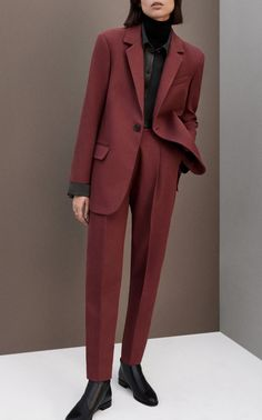 Co Fall 2019 Ready-to-Wear Fashion Show - Vogue Suit Fashion, Fashion Show, Fashion Outfits, Womens Fashion, Classy Outfits, Cool Outfits, Mode Collage, Mode Hijab, Business Outfits