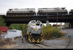 RailPictures.Net Photo: DL 2453 Delaware Lackawanna Alco C425 at Scranton , Pennsylvania by David Stewart